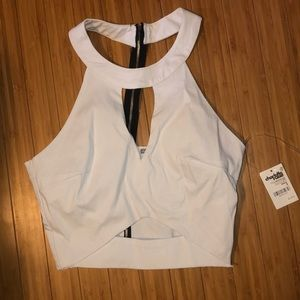 Charlotte Russe Tops - White top